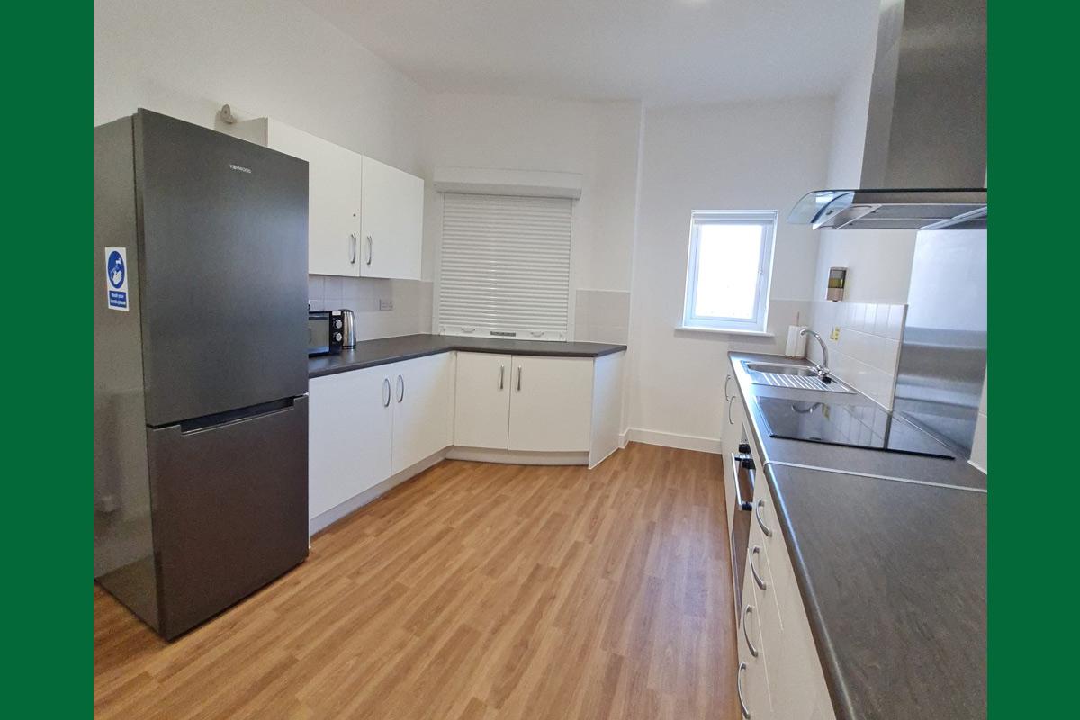 Room Kitchen & Garden